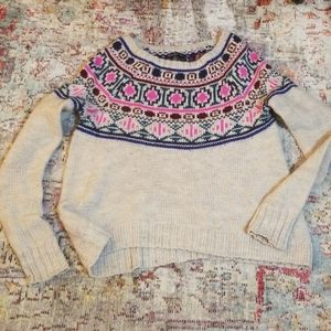 AE Fair Isle Sweater